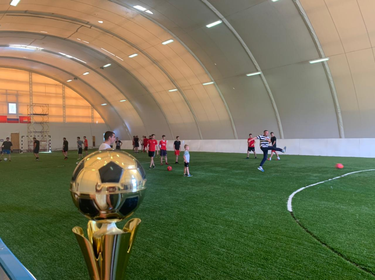 Открытый кубок Гражданский вызов по футболу 2021