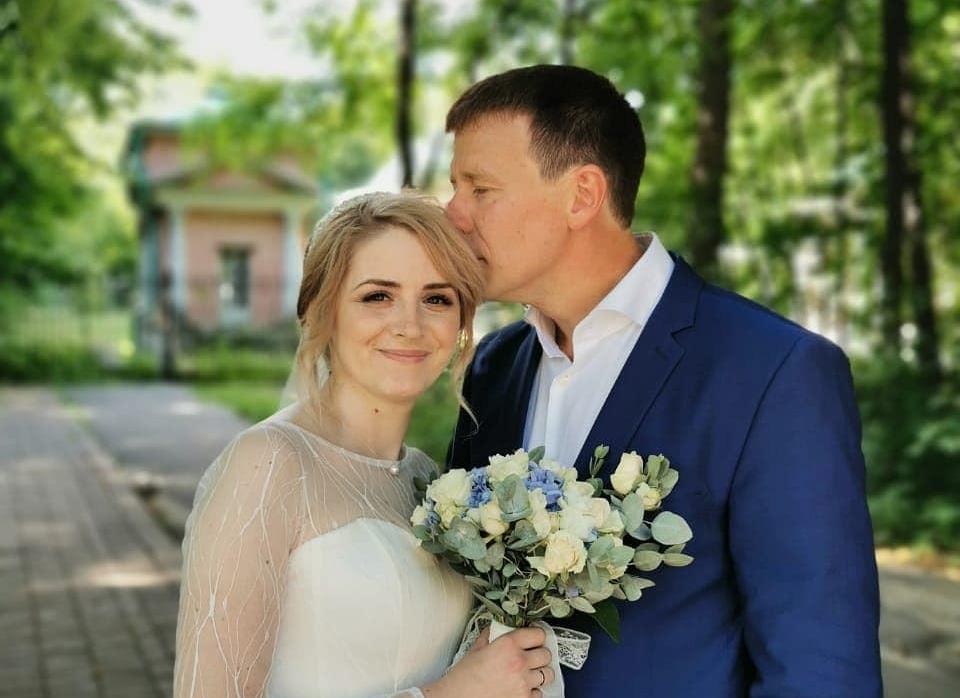 Свадьба Димы и Алевтины после реабилитации от алкогольной и наркозависимости