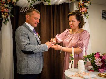 Катя и Владимир. Еще одна свадьба наших выпускников