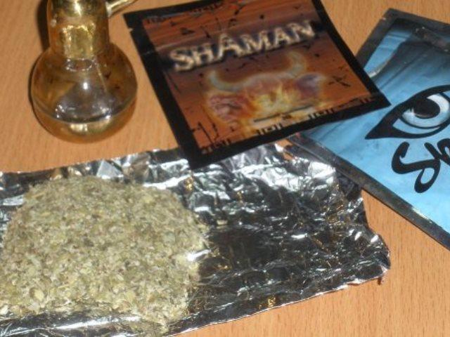 Спайс Shaman